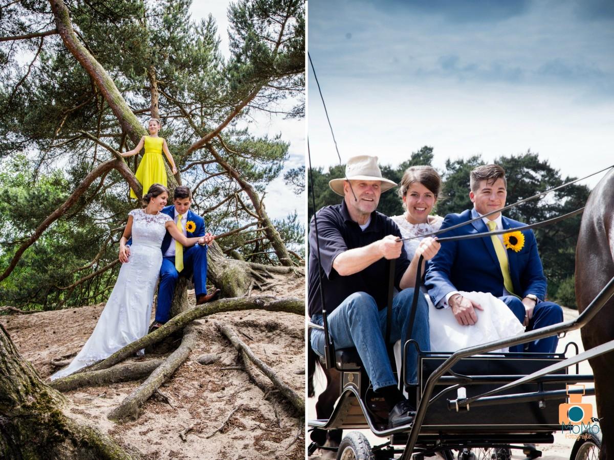 Bruiloft Kootwijkerbroek en Kootwijkerzand