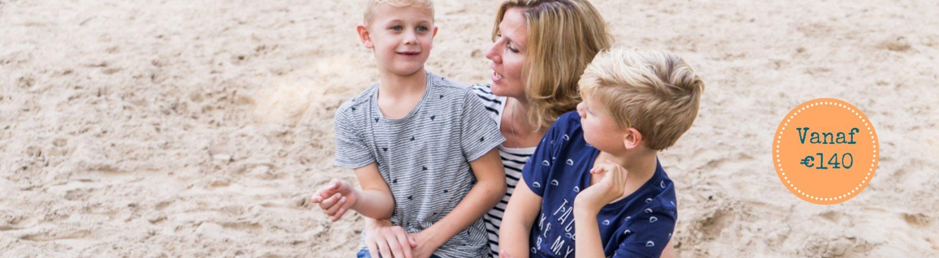 Fotoshoot kind & gezin