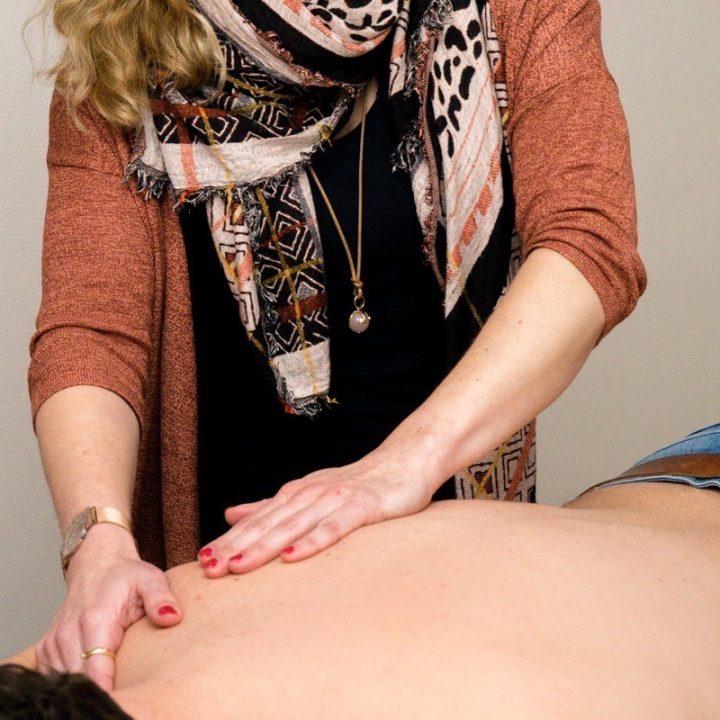 Fotoshoot werk - Fysiotherapie Gieling