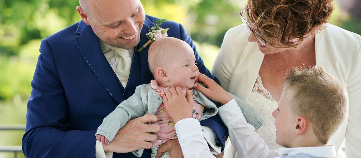 Bruiloft Schoonhoven ♡ Brenda & Joost
