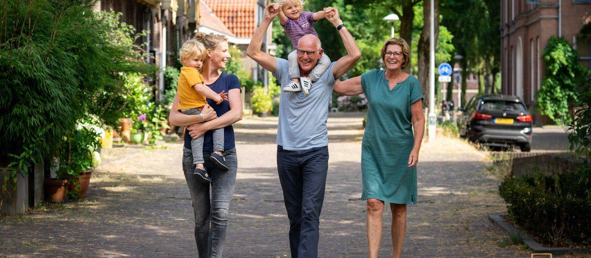 Fotoshoot Familie - Utrecht (Witte Vrouwen)