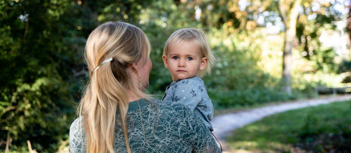 Fotoshoot familie - Meentpark