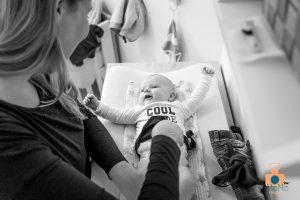 Babyfotografie houten