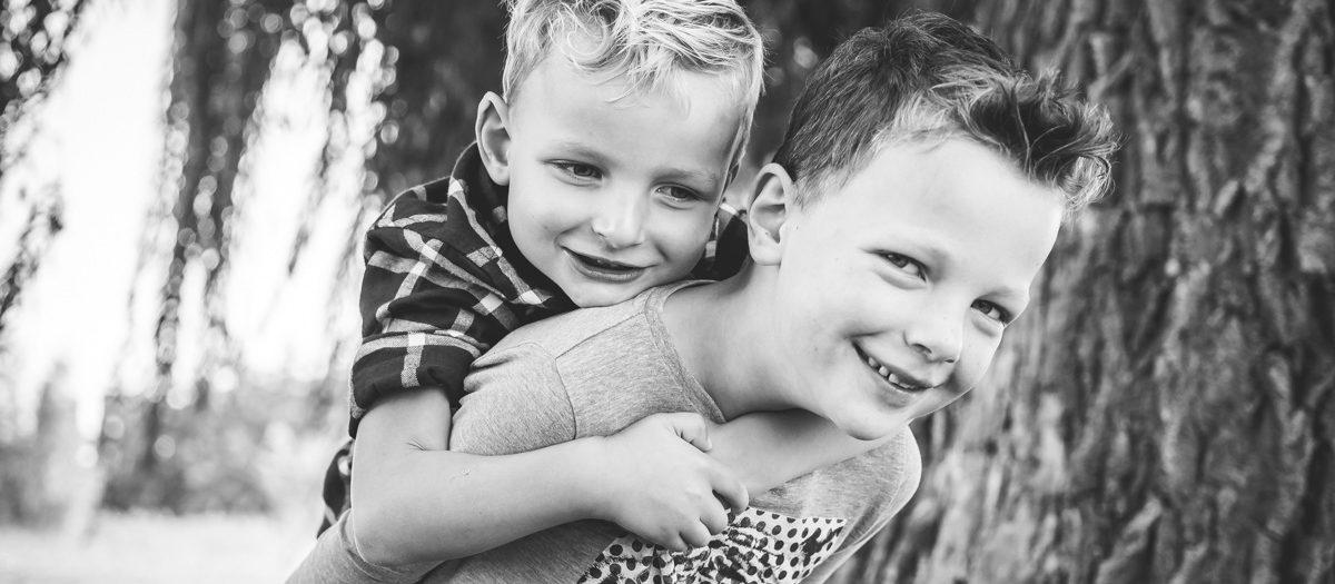 Fotoshoot Kind & Gezin - Maximapark