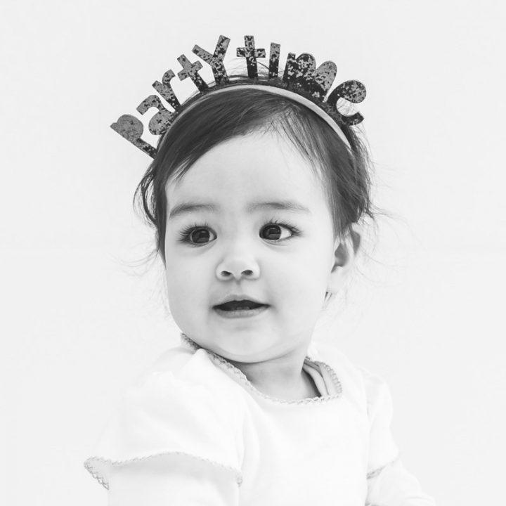 Fotoshoot Lea Rose 1 jaar