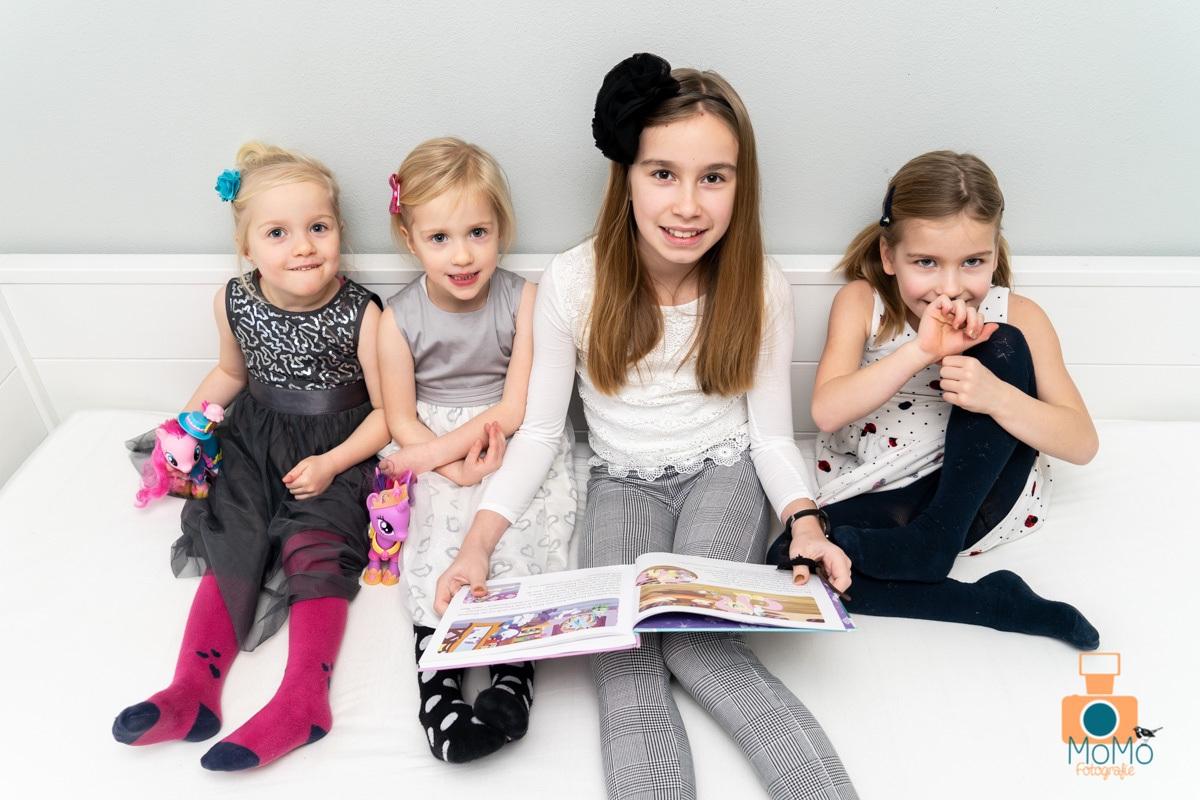 Fotoshoot familie De Meern