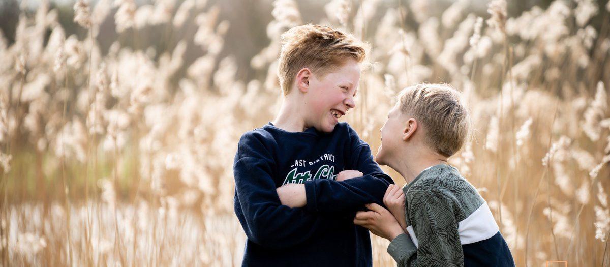 Fotoshoot Kind & Gezin - Voorjaar in het Maximapark