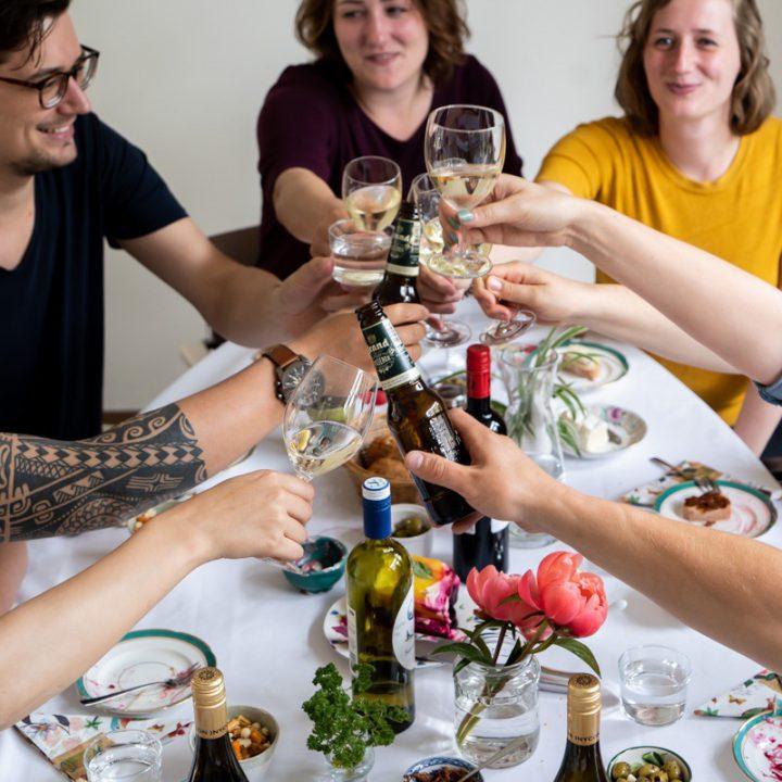 Familiediner - Utrecht | Witte Vrouwen