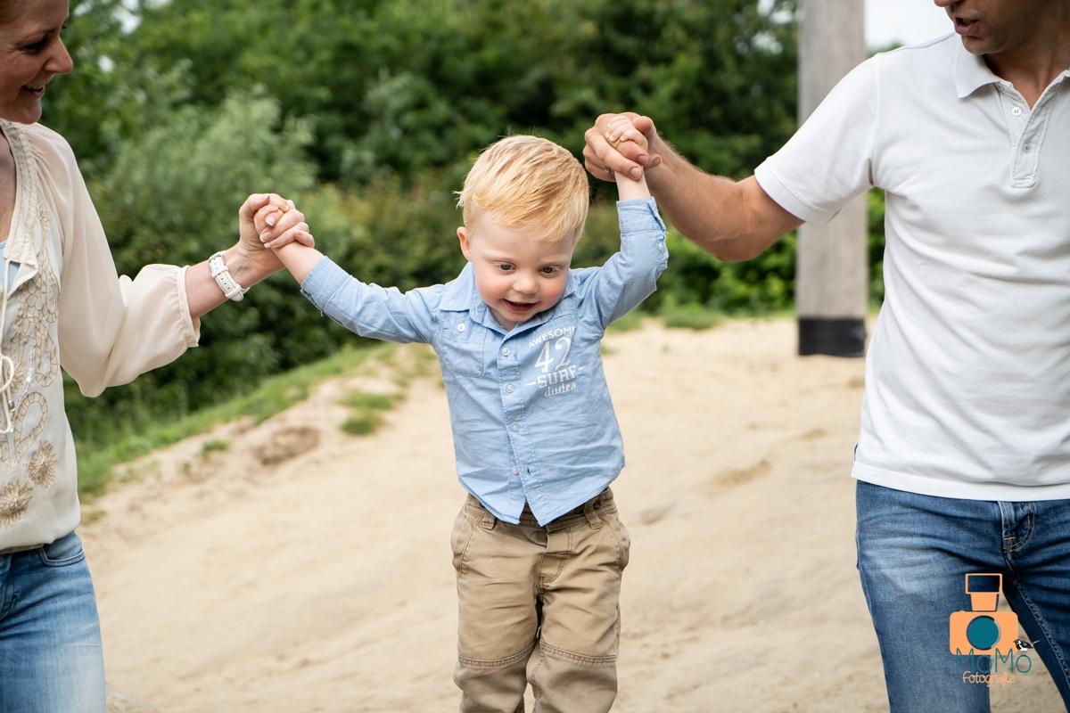 Fotoshoot gezin maximapark