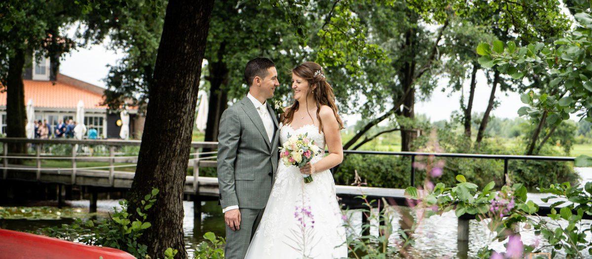 Bruiloft Buitenplaats Kameryck ♡ Louise & Yorick