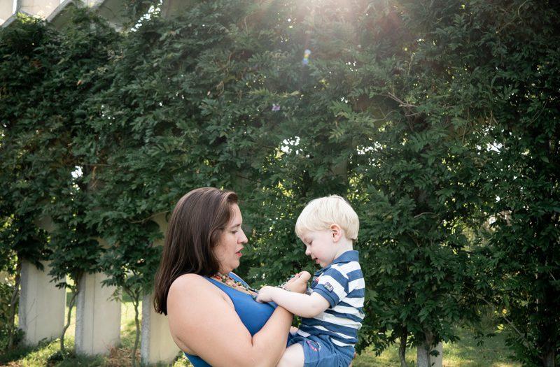 Fotoshoot zwangerschap Mirte
